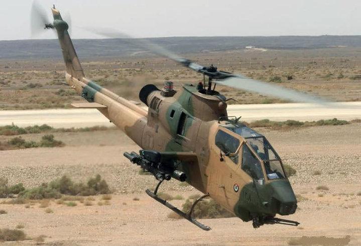 Fuerzas Armadas de Jordania 15-1