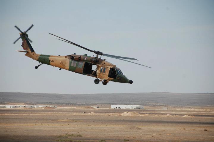 Fuerzas Armadas de Jordania 18