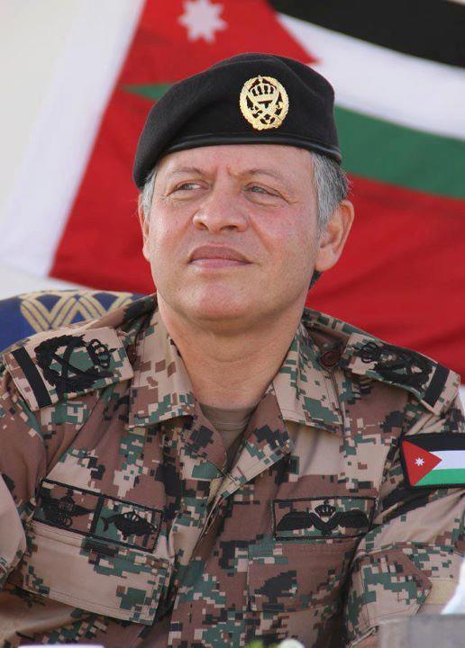 Fuerzas Armadas de Jordania 2-3