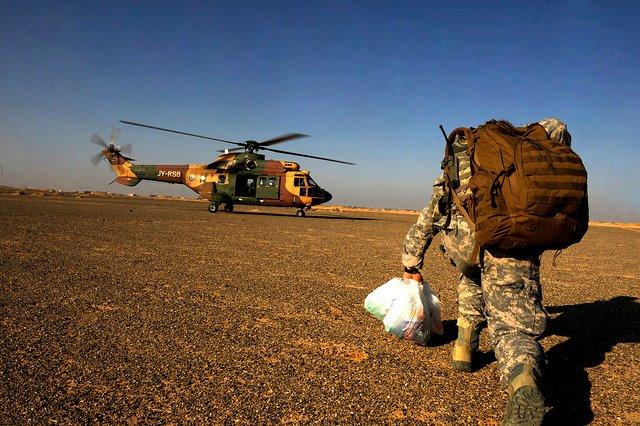 Fuerzas Armadas de Jordania 21