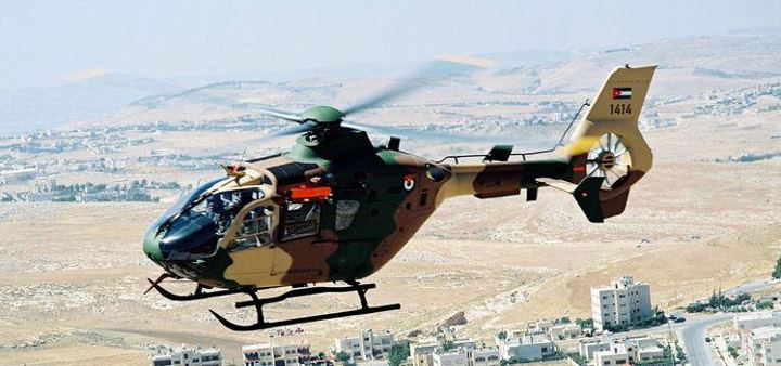 Fuerzas Armadas de Jordania 22