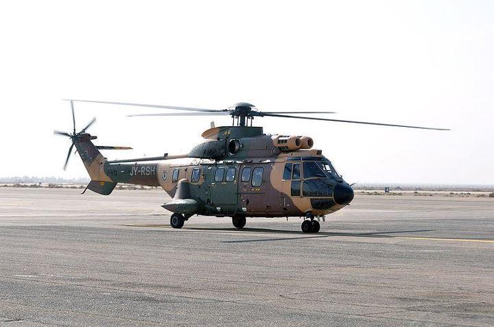 Fuerzas Armadas de Jordania 24