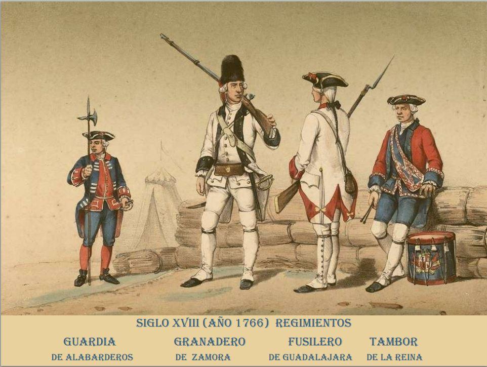 Real Compañía de Alabarderos del Virrey de la Nueva España. Guardias de Corps del Virrey. 6_zpscaef87f8