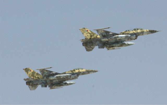 Fuerzas Armadas de Jordania 9-1
