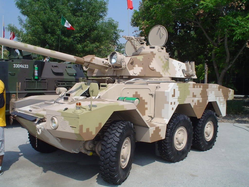 Vehiculo Panhard Lynx ERC-90 - Página 2 DSC03698