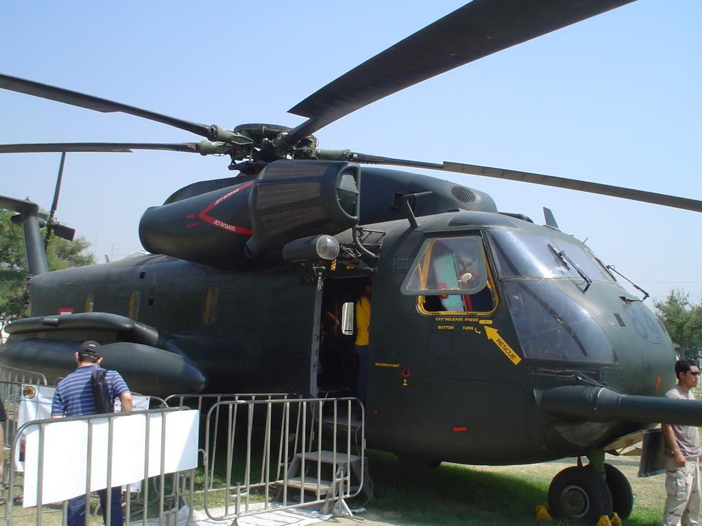 Sikorsky CH53 Yassur FAM DSC03708