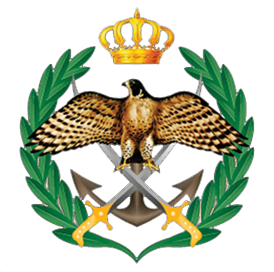 Fuerzas Armadas de Jordania JAFlogo