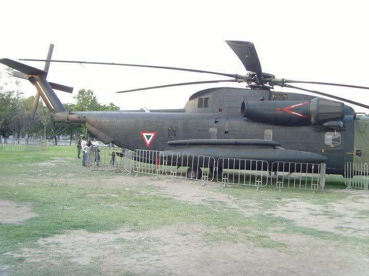 Sikorsky CH53 Yassur FAM Fam1
