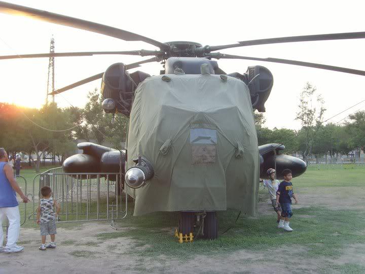 Sikorsky CH53 Yassur FAM Fam5