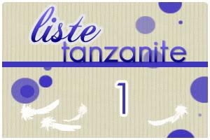 Dame Hasard va vous attribuer votre Plume  - Page 6 Tanzanite1