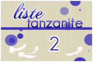 Dame Hasard va vous attribuer votre Plume  - Page 4 Tanzanite2