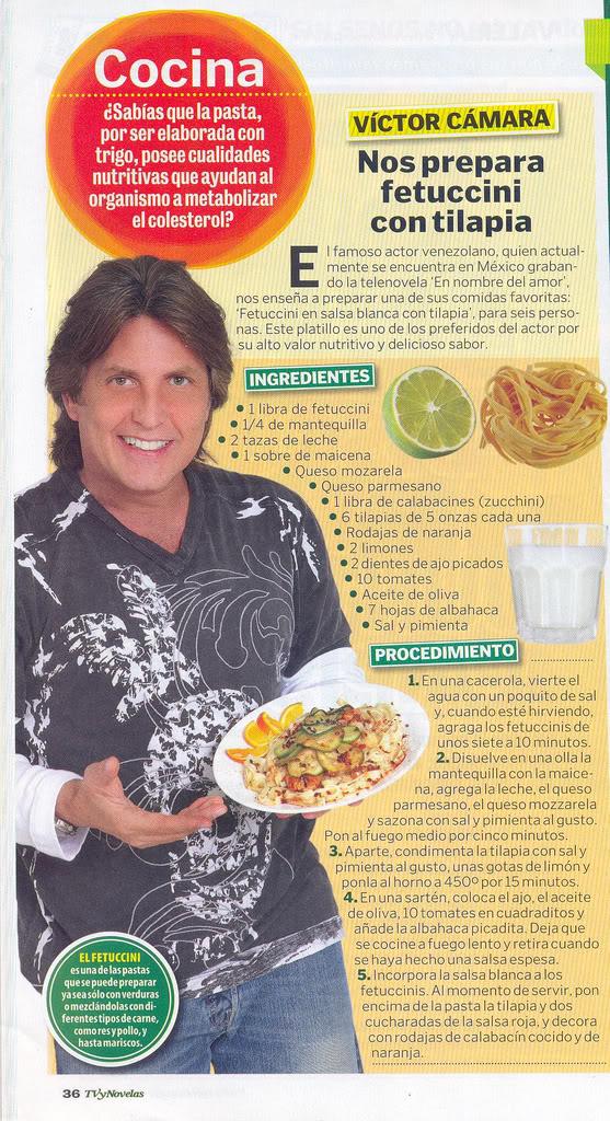 TVyNOVELAS 2008-2009 CocinaVictor