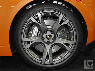 [CK] Jantes - DARE WHEELS em Portugal pela CK 2006_Lamborghini_Gallardo_SE_Wheel