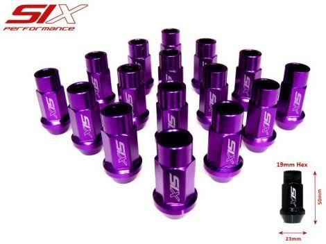 [CK] Porcas de Alumínio Six-Performance E3b60605dfffca776057e07b55fc145d