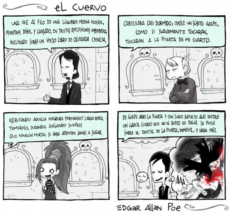 El Joven Lovecraft (comic) Lovie100castc