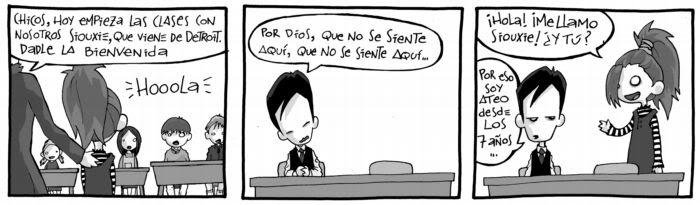 El Joven Lovecraft (comic) Lovie61castc