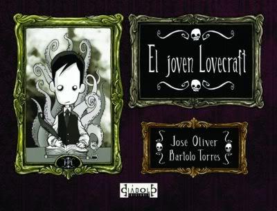 El Joven Lovecraft (comic) Eljovenlovecraft