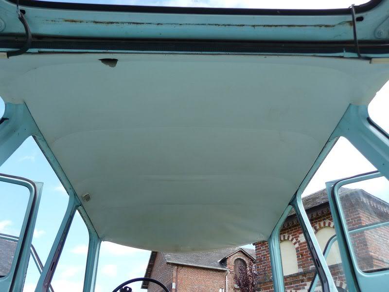 [Tuto] Dépose du ciel de toit P1000397