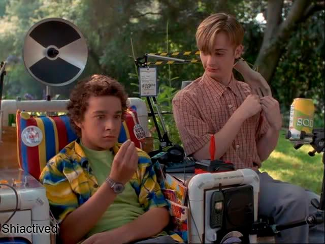 The Even Stevens the movie - Some Pictures EVENSTEVENSMOVIESHIALABEOUF06copie