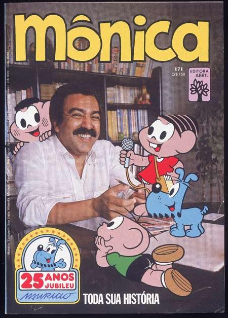 CURIOSIDADES COM O NÚMERO 171 Revista-monica-01g