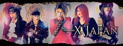 [X JAPAN] [Misc] X JAPAN y YOSHIKI se hacen página en Facebook (edit: Youtube!) Ikuchan01