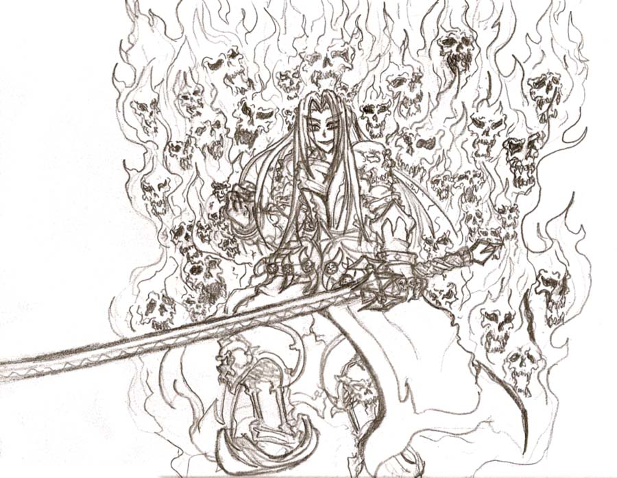 The Necromancer's Art Studio~! Joshsouls