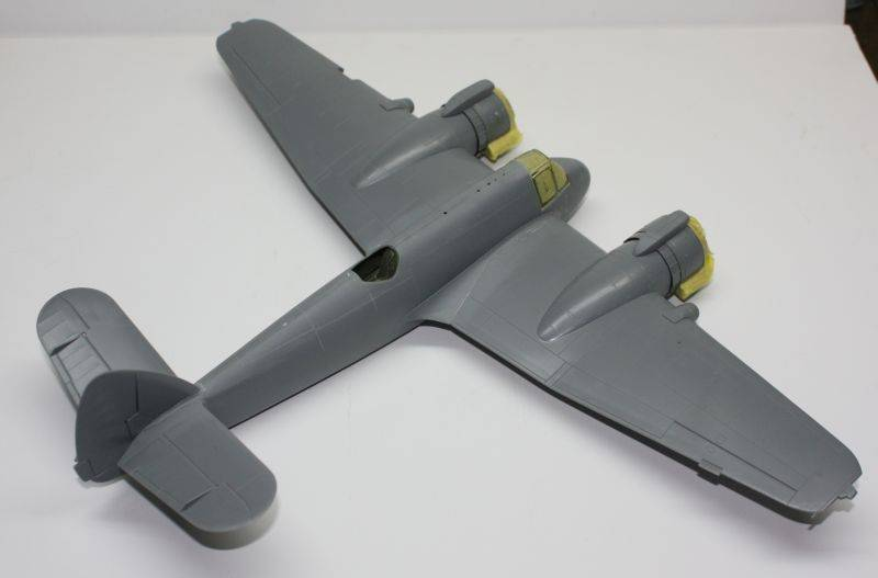 Bristol Beaufighter MK VI Tamiya 1/48 Beaufighter032