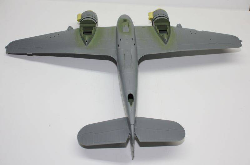 Bristol Beaufighter MK VI Tamiya 1/48 Beaufighter033