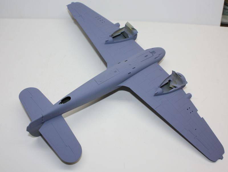 Bristol Beaufighter MK VI Tamiya 1/48 Beaufighter037