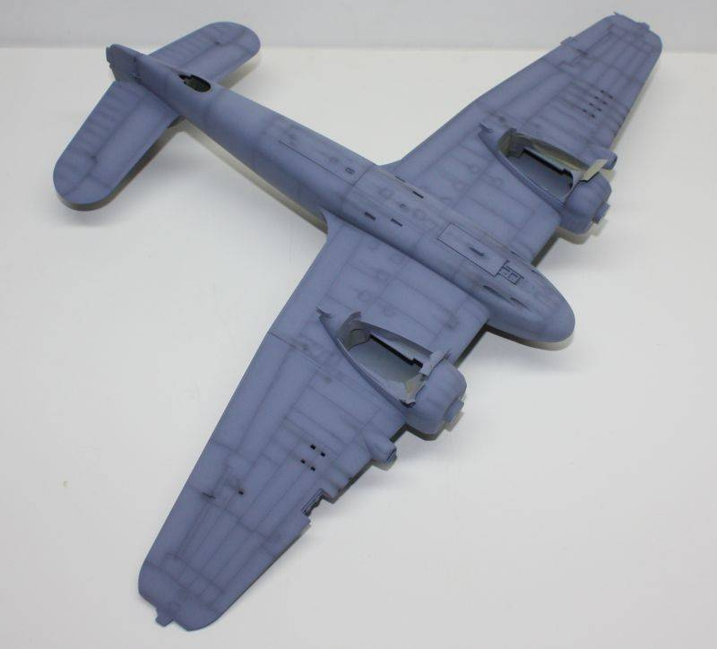 Bristol Beaufighter MK VI Tamiya 1/48 Beaufighter044