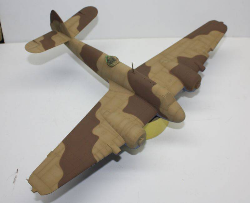 Bristol Beaufighter MK VI Tamiya 1/48 Beaufighter061