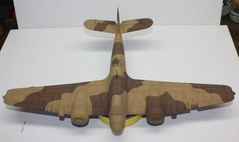 Bristol Beaufighter MK VI Tamiya 1/48 Beaufighter067