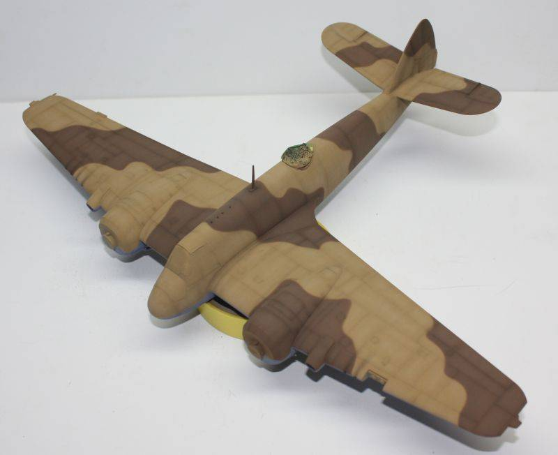 Bristol Beaufighter MK VI Tamiya 1/48 Beaufighter068