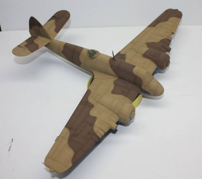 Bristol Beaufighter MK VI Tamiya 1/48 Beaufighter071