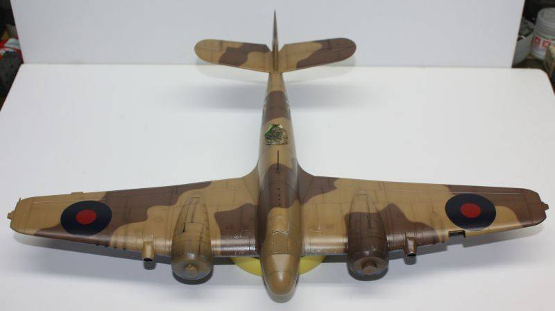 Bristol Beaufighter MK VI Tamiya 1/48 Beaufighter083