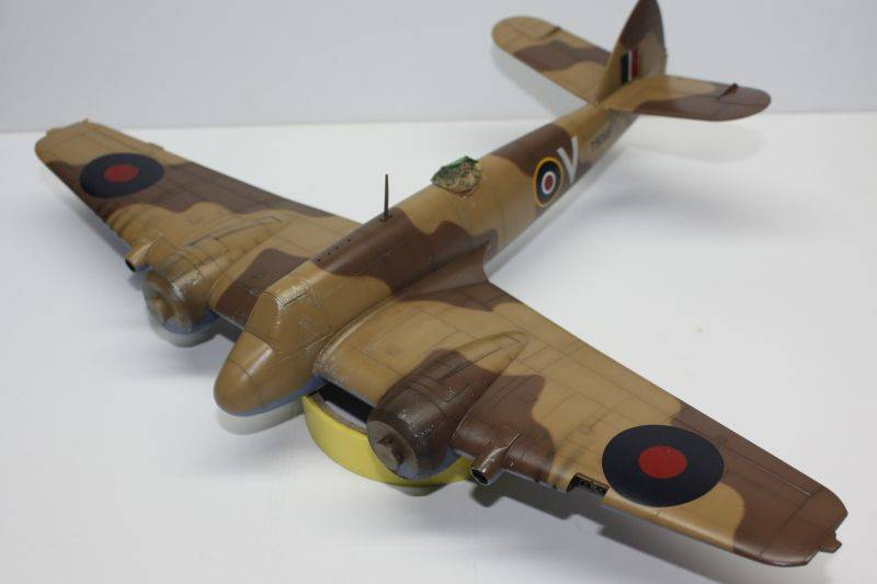 Bristol Beaufighter MK VI Tamiya 1/48 Beaufighter084