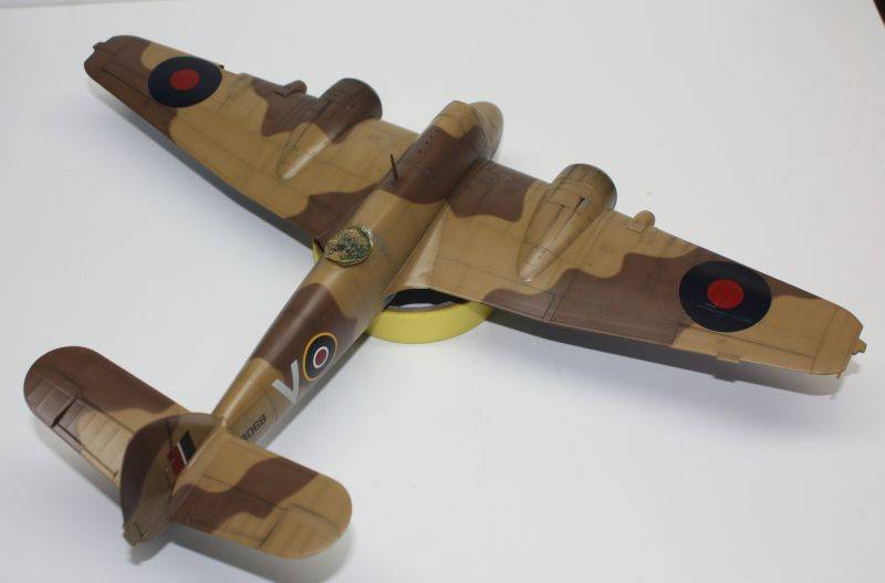 Bristol Beaufighter MK VI Tamiya 1/48 Beaufighter085