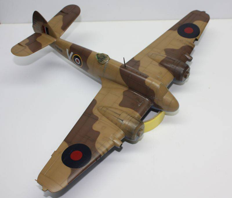 Bristol Beaufighter MK VI Tamiya 1/48 Beaufighter086