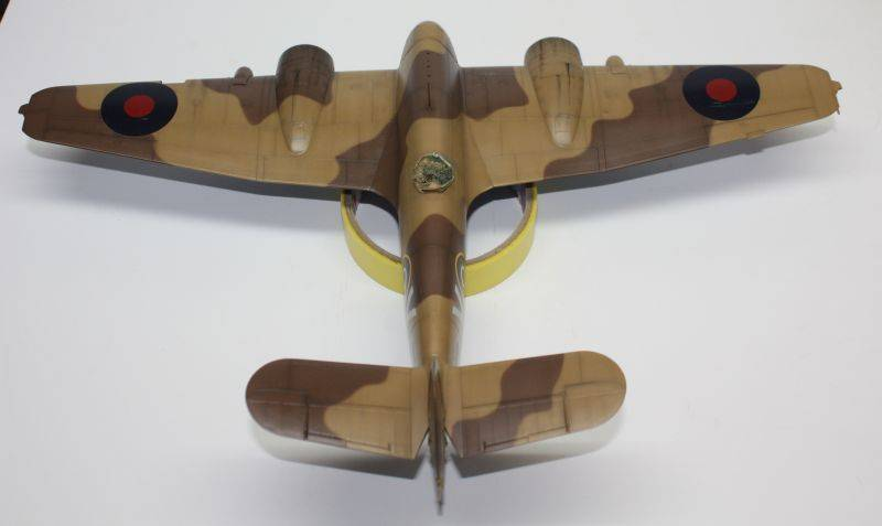 Bristol Beaufighter MK VI Tamiya 1/48 Beaufighter088