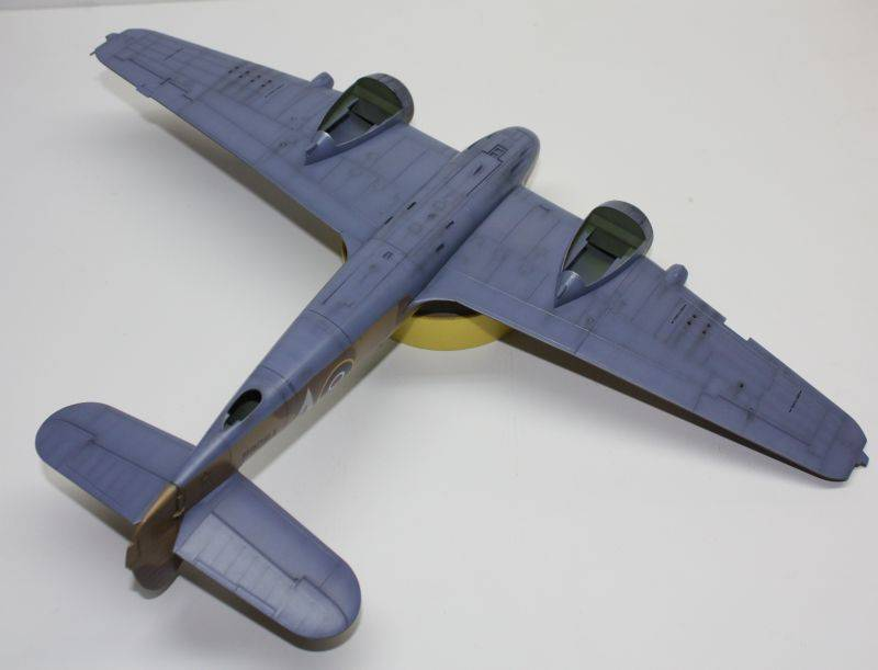 Bristol Beaufighter MK VI Tamiya 1/48 Beaufighter089