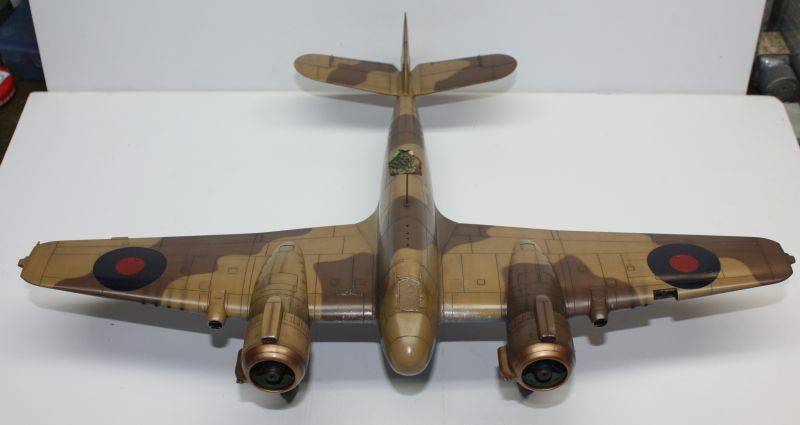 Bristol Beaufighter MK VI Tamiya 1/48 Beaufighter092