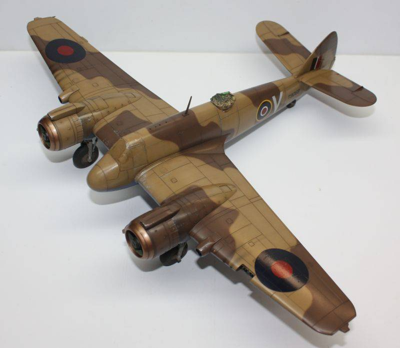 Bristol Beaufighter MK VI Tamiya 1/48 Beaufighter093