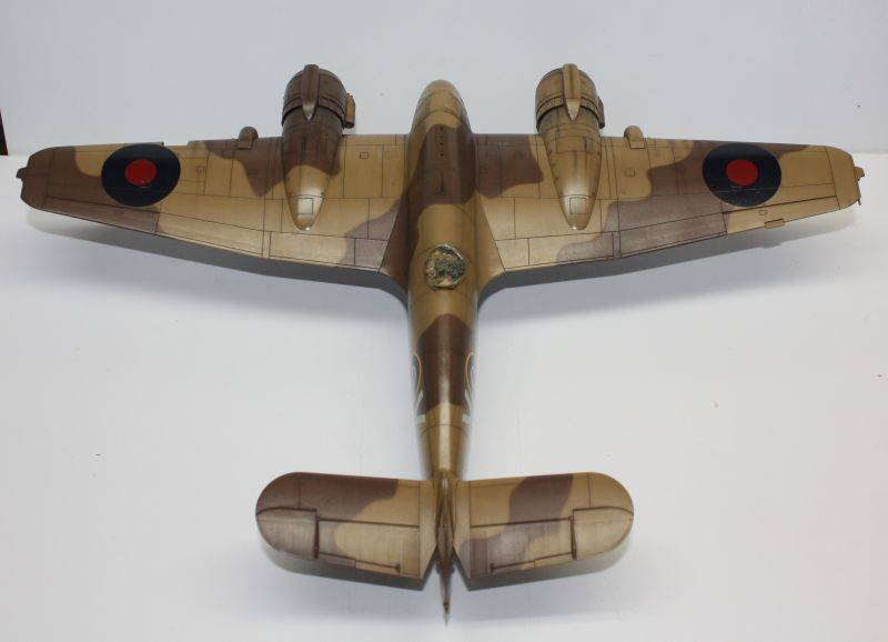 Bristol Beaufighter MK VI Tamiya 1/48 Beaufighter095