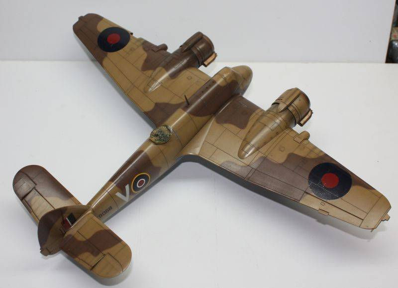 Bristol Beaufighter MK VI Tamiya 1/48 Beaufighter096