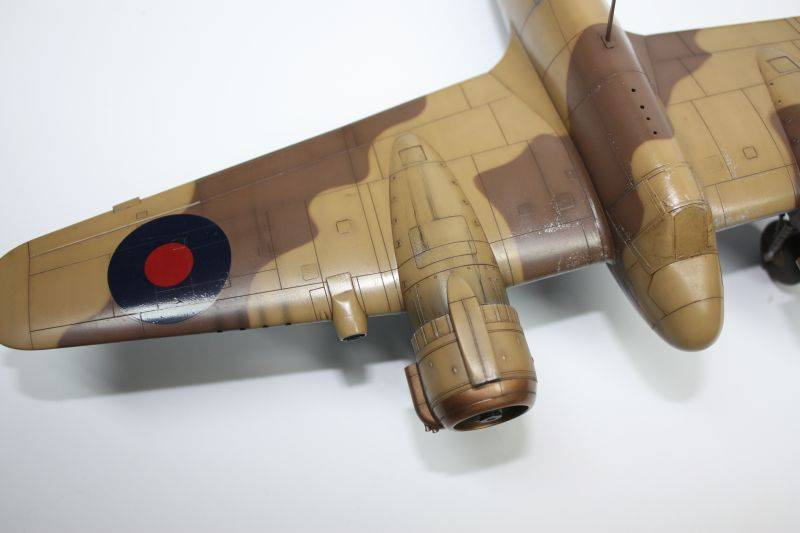 Bristol Beaufighter MK VI Tamiya 1/48 Beaufighter098