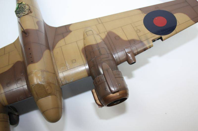 Bristol Beaufighter MK VI Tamiya 1/48 Beaufighter099