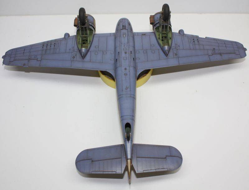 Bristol Beaufighter MK VI Tamiya 1/48 Beaufighter100