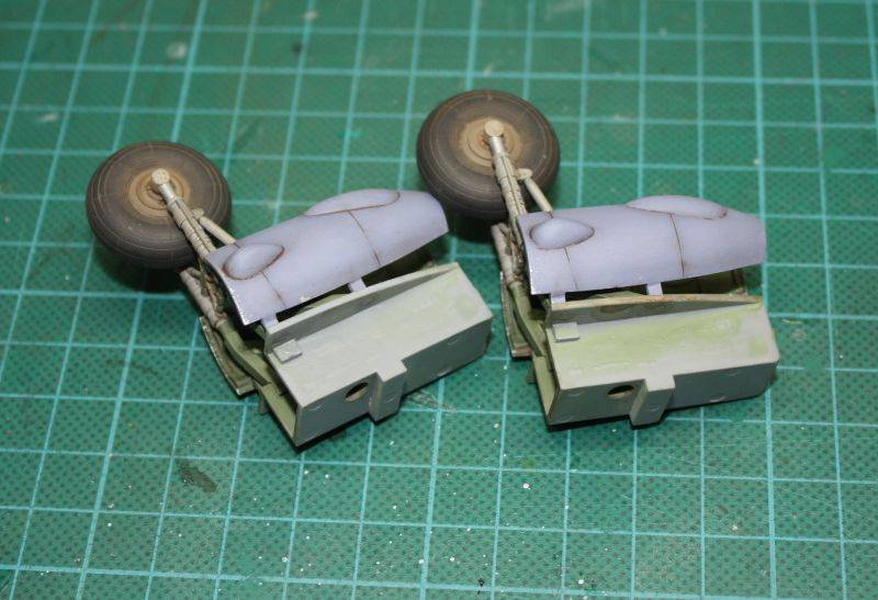Bristol Beaufighter MK VI Tamiya 1/48 Beaufighter102