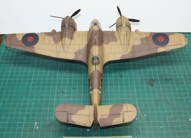 Bristol Beaufighter MK VI Tamiya 1/48 Beaufighter108