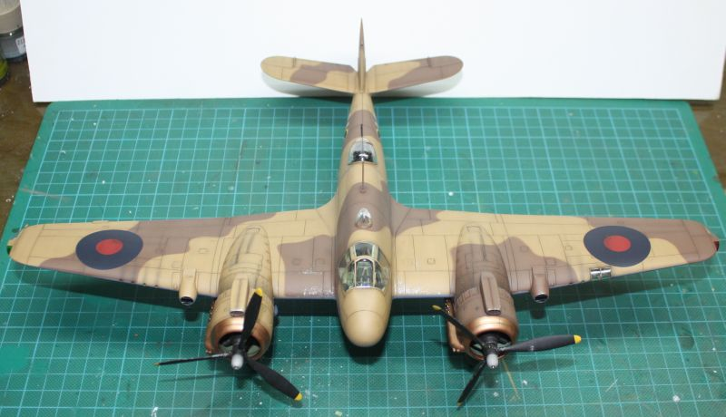 Bristol Beaufighter MK VI Tamiya 1/48 Beaufighter109